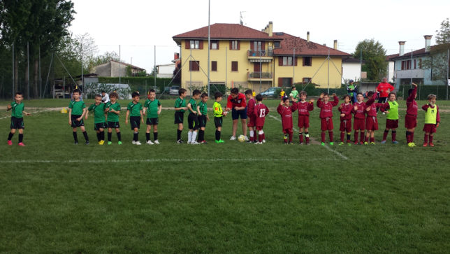 U.S. Zianigo VS F.C. Casale